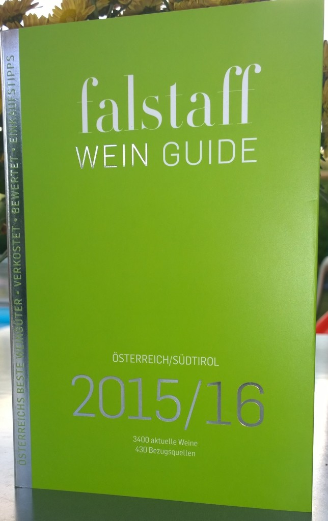 Falstaff Weinguide Österreich 2015/2016