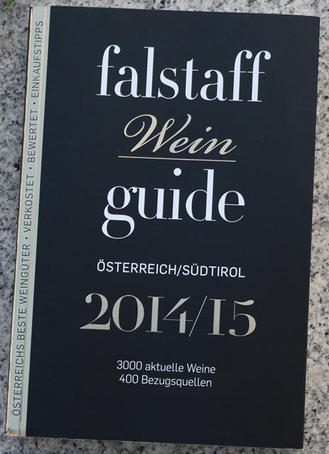 Falstaff Weinguide 2014-2015
